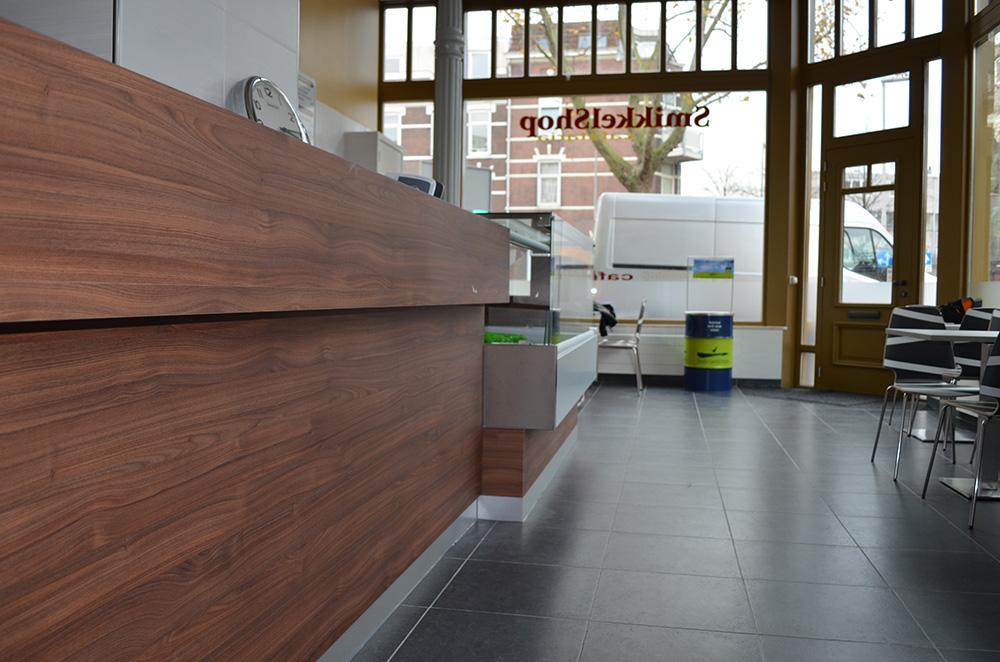 Cafetaria | Chris van den Bosch | Interieur en montage